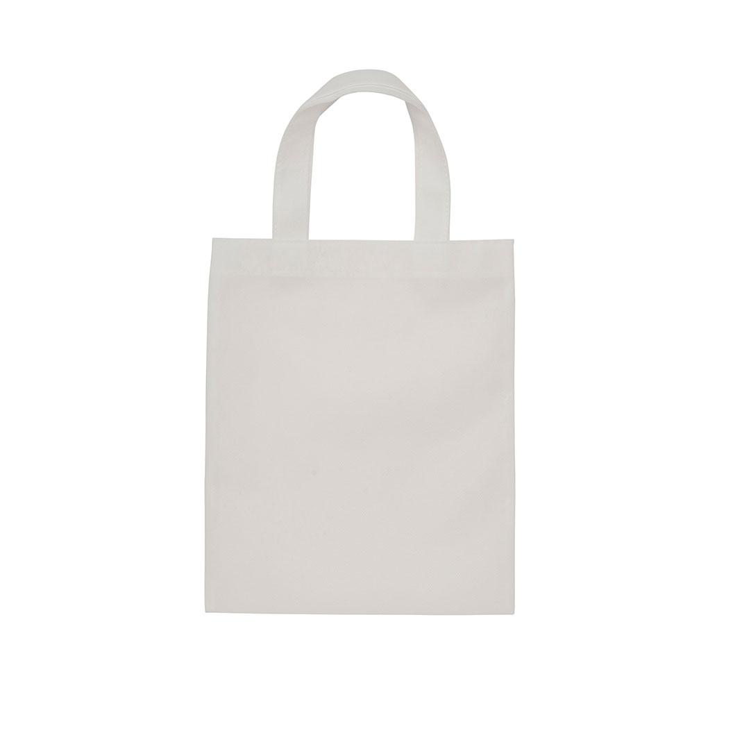 不織布バッグの見た目