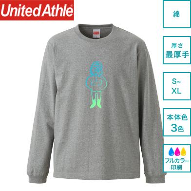 7.1オンス オーセンティックスーパーヘヴィーウェイトロングスリーブTシャツ