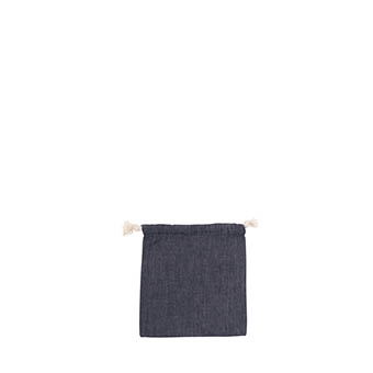 デニム巾着袋(Sサイズ) 商品画像