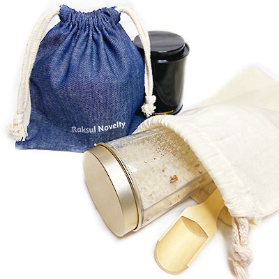 商品包装材巾着袋イメージ