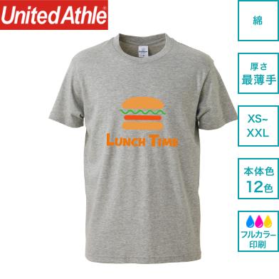 4.0オンス プロモーションオリジナルTシャツ